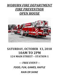 Fire Department - City Of Woburn