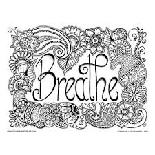 Creative Idea Relaxing Coloring Pages Free