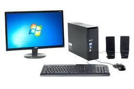 pc bureau wifi darty pc de bureau ordinateur de bureau darty nestis darty