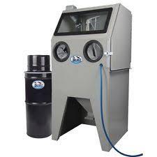 Bead Blast Cabinet Vacuum by Vacuum Sandblaster Ebay