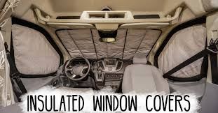 30 Insulated Window Covers