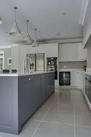 tiles kitchen tile flooring stunning painted shaker kitchen