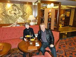 imperial bar arrival in prague picture of deco hotel