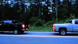 100 Truck Tug Of War Epic Of Chevy Silverado 1500 Vs Ford F150 Muscle