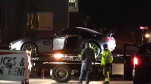 100 Rent A Tow Truck Watch This Stolen MercedesMG GT S Fall Hard Off A Chicago