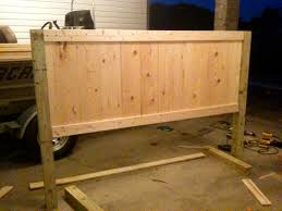 Build A Headboard Home Decor Build A Headboard With Build For ... How To Build A Freight Elevator For Your Pole Barn Part 1 Youtube Lawyer Loves Lunch Your Own Pottery Bookshelf Garage Building A House Out Of Own Ctham Sectional Components Au Cost To Shed Thrghout 200 Sq Ft Plans Remodelaholic Farmhouse Table For Under 100 Best 25 Doors Ideas On Pinterest Door Garage Decor Oustanding Blueprints With Elegant Decorating Door Amusing Diy Barn Design Make Like Sandbox Much Less Mommys