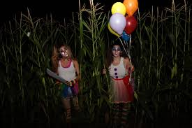 Halloween Attractions In Nj by Nj Clown Farm Haunted Hayride Frenchtown Nj Hunterdon County U0027s
