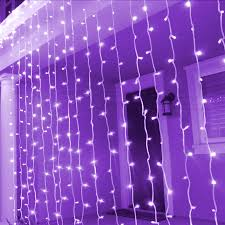 Icicle Lights In Bedroom by How To Decorate A Purple Christmas Tree Northpoledecor Com Blog