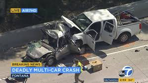 100 Tow Truck Tv Show 4 Killed In California Highway Wreck After Car Overheated Orlando FL