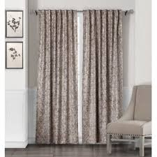 Brylane Home Curtain Panels by Paisley Curtains You U0027ll Love Wayfair