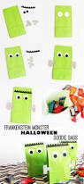 Easy Frankenstein Pumpkin Carving by Candy Corn Chocolate Popcorn U0026 Frankenstein Goodie Bags Goodie