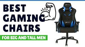 7 Best Gaming Chairs For Big And Tall Men (Ultra Large Seats ... Akracing Premium Masters Series Chairs Atom Black Edition Pc Gaming Office Chair Abrocom Fniture Emperor Computer Cow Print Desk Thunderx3 Tgc25 Blackred Brand New Tesoro Gaming Break The Rules Embrace Innovation Merax Highback Ergonomic Racing Red Dxracer Official Website Support Manuals X Rocker Ultimate Review Of Best In 2019 Wiredshopper Nzxt Vertagear Sl2000 Rev 2 With Footrest Moustache Titan 20 Amber