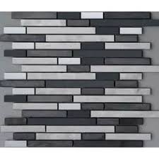 Subway Tile Backsplash Home Depot Canada by Inoxia Speedtiles California Mosaic Self Adhesive Metal Tiles
