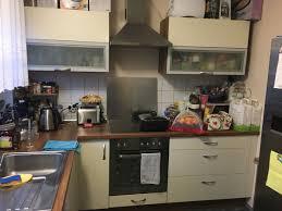 küche l form mit e geräten in 70439 stuttgart für 500 00