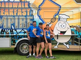 100 The Great Food Truck Race Season 4 Boardwalk Breakfast Empire Team