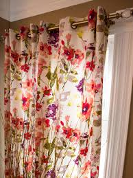 Fabric For Curtains Diy by Step By Step Instructions For Making No Sew Window Treatments