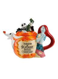 Motley Pumpkin Patch by The Nightmare Before Christmas Pumpkin Teapot Topic