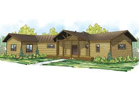Cabin Style Homes Colors Lodge Style House Plans Greenview 70 004 Associated Designs