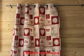 rideaux prets a poser rideau prêt à poser les rousses bordeaux