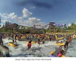 Pembangunan Jogja Bay Pirates Waterpark