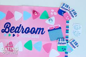 Bedroom Board Game Fun