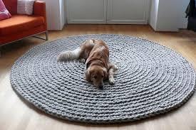 teppich flow rund