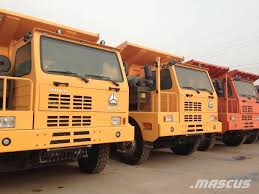 Sinotruk HOWO MINE KING TIPPER TRUCK ZZ5707S3840AJ, China, $97,521 ...