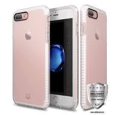 PATCHWORKS iPhone 8 Plus iPhone 7 Plus CASE LEVEL CLEAR