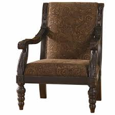 Bradington Truffle Showood Accent Chair by Ashley Furniture