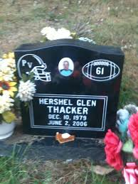 Hershel Glen Thacker 1979 2006 Find A Grave Memorial