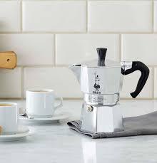 Bialetti Moka Express 6 Cup Stovetop Espresso Machine