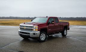 2020 Chevrolet Silverado 2500HD Reviews | Chevrolet Silverado 2500HD ...