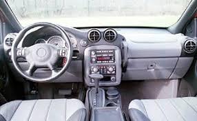 2003 Pontiac Aztek Interior