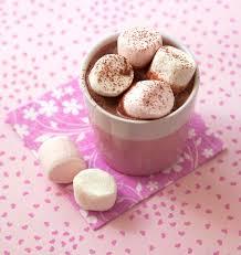recette cuisine gourmande chocolat chaud aux chamallows les meilleures recettes de cuisine