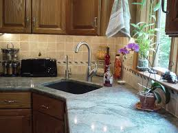 Kitchen Countertop Decorating Ideas With Decor