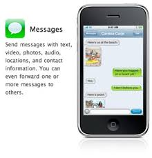 iPhone MMS Update Picture Messaging on iPhone 3 1 via AT&T is Go