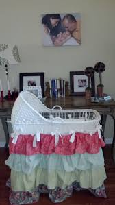 82 Best Bassinets Images On Pinterest   Baby Beds, Baby Bedding ... 10 Best Girl Bassinet Images On Pinterest Antique Lace Babies Pottery Barn Crib Bedding Sets Tags Potterybarn Cribs Ruffle Bassinet Set Kids From Glove Out Of Stock White Harper Pnk Mercari Buy Sell Bedroom Eddie Bauer Baby Rocking 2pc Monique Lhuillier Ethereal Blush Pink Nursery Beddings Bed Attachment Together With Elephant Rug Designs
