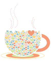 Cup Hearts Drawing Transparent PNG
