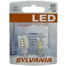 sylvania led step courtesy light mini bulb 921sylled read