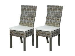 chaise en rotin but chaise en rotin but chaise josacphine rotin loom sans coussin kok