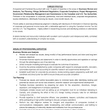 Chartered Accountant Resume Format 3 Free Resumes Tips