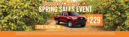 100 Corona Truck Sales Toyota Of Orange Your Trusted Toyota Dealers In Orange County CA