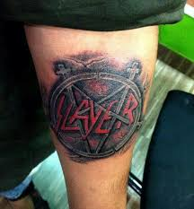 Slayer Tattoos Slayer Metal Slayer Band