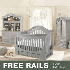 Babies R Us Dresser With Hutch by Baby Appleseed 4 Piece Nursery Set Davenport 3 In 1 Convertible