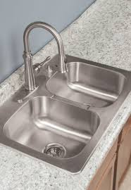 Franke Sink Grid Plastic Feet by Clean Dirty Dishes In This Tuscany 9 U0027 U0027 Double Bowl Kitchen Sink