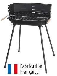 fabriquer cheminee allumage barbecue barbecue charbon cuve fonte barbecue biz