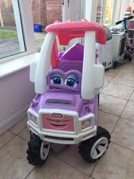 100 Truck Cozy Coupe Little Tikes Pink In Wirral Merseyside Gumtree