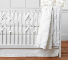 Washed Velvet Baby Bedding Sets