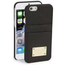 Women s MICHAEL Michael Kors Card Holder iPhone 6 Case Polyvore