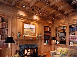 Tilton Coffered Ceiling Canada custom made coffered ceiling installation by the finishing loversiq